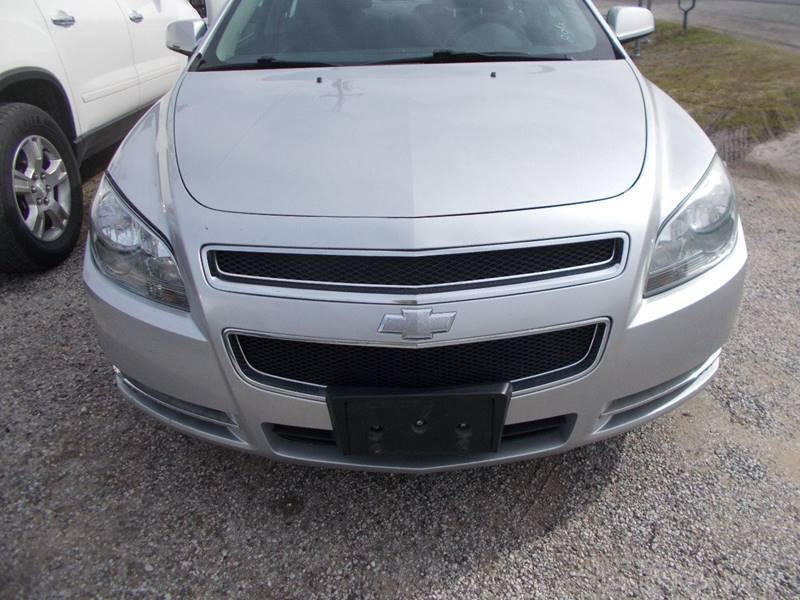 2012 Chevrolet Malibu for sale at OTTO'S AUTO SALES in Gainesville TX