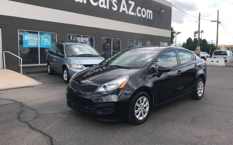 2014 Kia Rio for sale at Ideal Cars Broadway in Mesa AZ