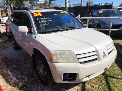 2004 Mitsubishi Endeavor for sale at Castagna Auto Sales LLC in Saint Augustine FL