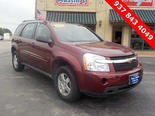 2009 Chevrolet Equinox for sale at Austins At The Lake in Lakeview OH