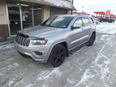 2015 Jeep Grand Cherokee for sale at Terrys Auto Sales in Somerset PA
