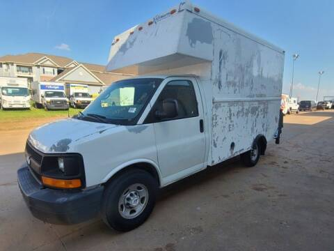 2009 Chevrolet Express Cutaway for sale at TRUCK N TRAILER in Oklahoma City OK