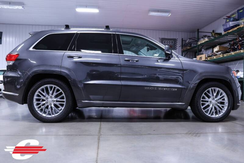 2018 Jeep Grand Cherokee 4x4 Summit 4dr SUV - North Syracuse NY