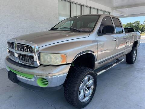 2003 Dodge Ram Pickup 1500 for sale at Powerhouse Automotive in Tampa FL