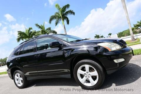 2006 Lexus RX 330 for sale at MOTORCARS in West Palm Beach FL