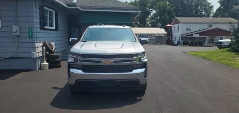 2019 Chevrolet Silverado 1500 for sale at MGM Auto Sales in Cortland NY