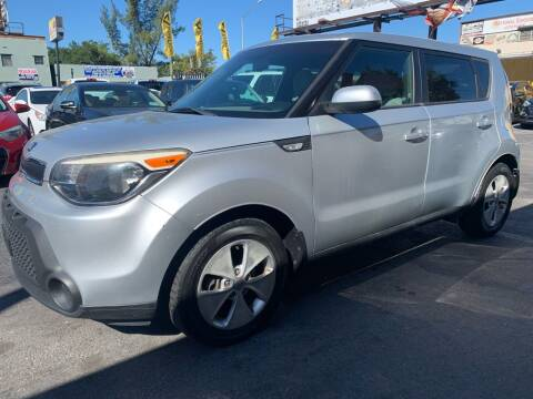 2014 Kia Soul for sale at AUTO ALLIANCE LLC in Miami FL