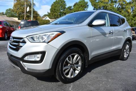 2016 Hyundai Santa Fe Sport for sale at Apex Car & Truck Sales in Apex NC