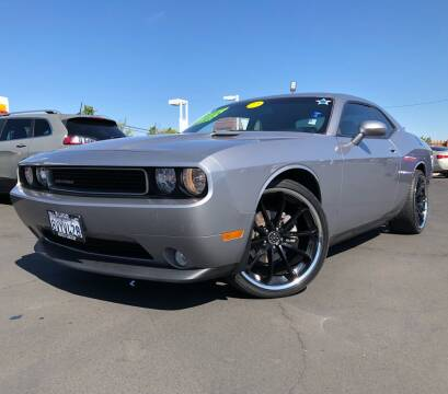 2013 Dodge Challenger for sale at LUGO AUTO GROUP in Sacramento CA