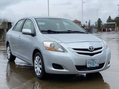 2007 Toyota Yaris for sale at Rave Auto Sales in Corvallis OR