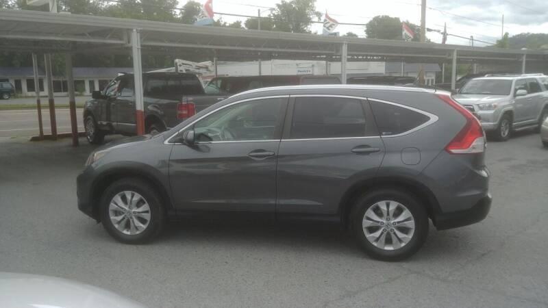 2012 Honda CR-V AWD EX-L 4dr SUV - Elizabethton TN