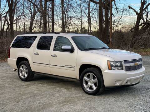 2012 Chevrolet Suburban for sale at Charlie's Used Cars in Thomasville NC