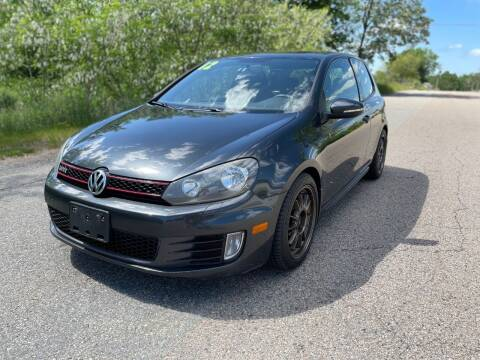 2012 Volkswagen GTI for sale at Imotobank in Walpole MA