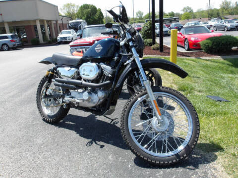 2002 Harley-Davidson Sportster for sale at TAPP MOTORS INC in Owensboro KY