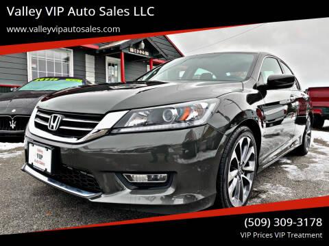 2013 Honda Accord for sale at Valley VIP Auto Sales LLC in Spokane Valley WA