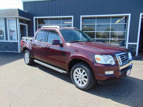 2007 Ford Explorer Sport Trac for sale at Akron Auto Sales in Akron OH