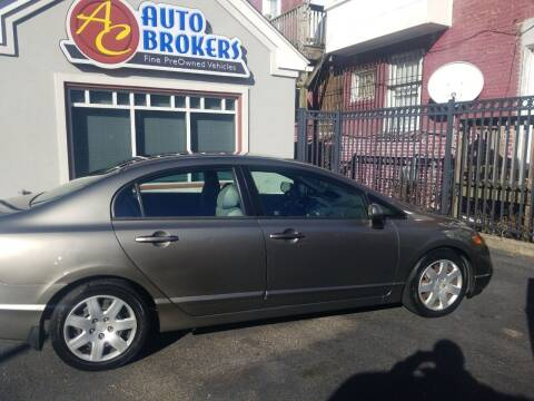 2006 Honda Civic for sale at AC Auto Brokers in Atlantic City NJ