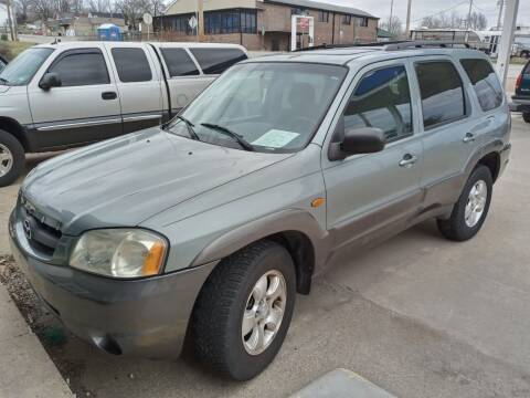 2003 Mazda Tribute for sale at Cars Made Simple in Union MO