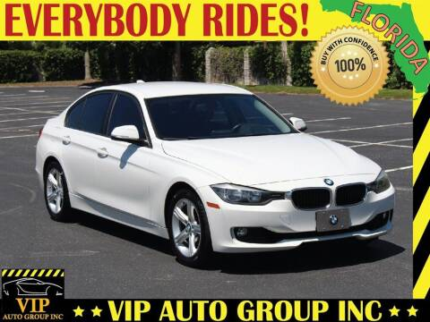 2013 BMW 3 Series for sale at VIP Auto Group in Clearwater FL