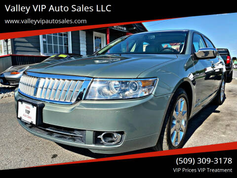 2008 Lincoln MKZ for sale at Valley VIP Auto Sales LLC in Spokane Valley WA