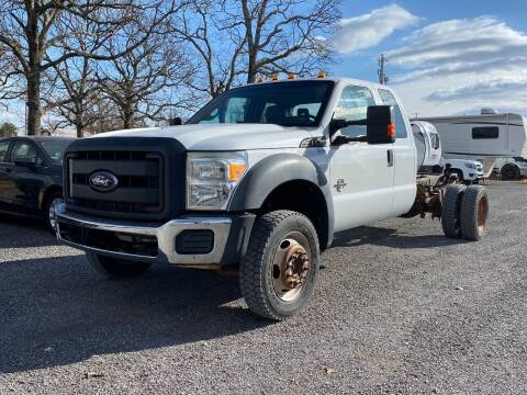 2011 Ford F-550 Super Duty for sale at TINKER MOTOR COMPANY in Indianola OK