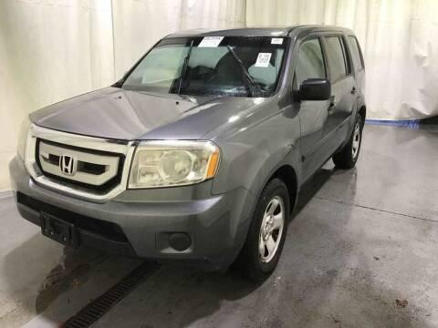 2010 Honda Pilot for sale at Landes Family Auto Sales in Attleboro MA