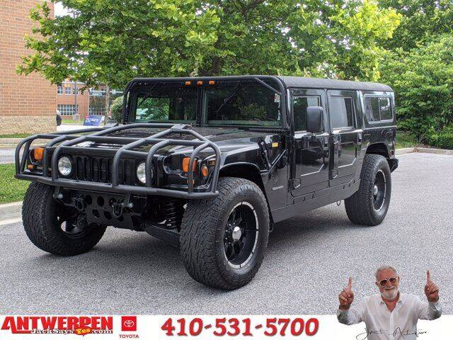 1995 AM General Hummer for sale in Clarksville, MD