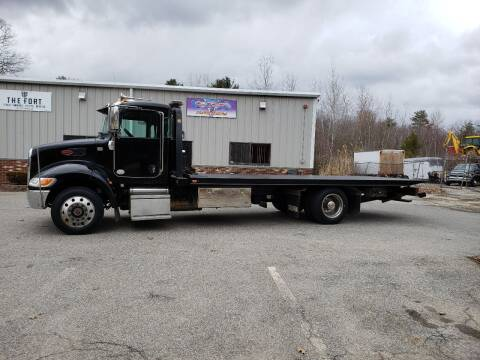 2017 Peterbilt 337 for sale at GRS Auto Sales and GRS Recovery in Hampstead NH