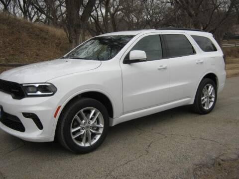 2021 Dodge Durango for sale at Matteson Motors Inc in Phillipsburg KS