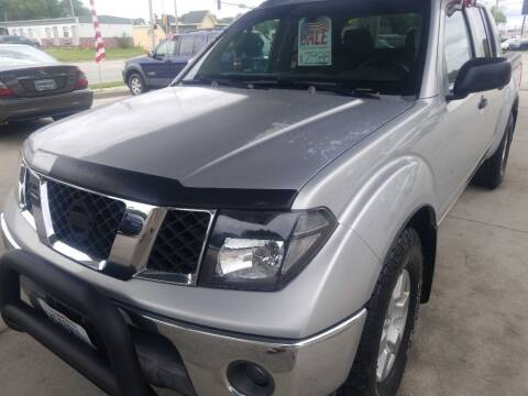 2005 Nissan Frontier for sale at Springfield Select Autos in Springfield IL
