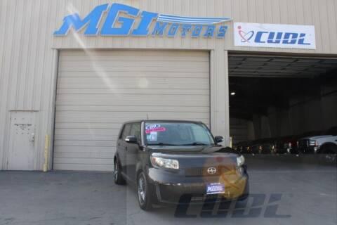 2009 Scion xB for sale at MGI Motors in Sacramento CA