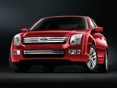 2009 Ford Fusion for sale at Sundance Chevrolet in Grand Ledge MI