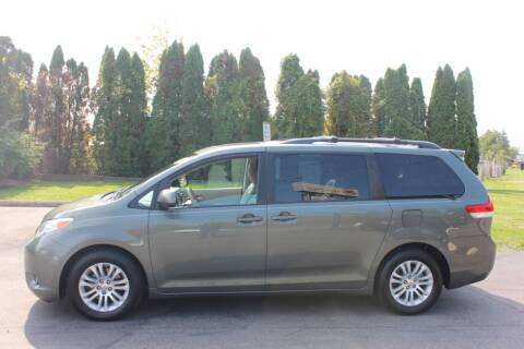 2011 Toyota Sienna for sale at D & B Auto Sales LLC in Washington Township MI
