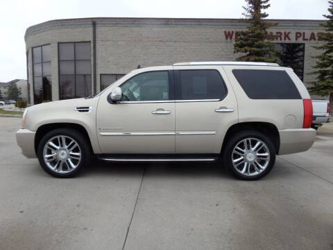 2009 Cadillac Escalade for sale at Elite Motors in Fargo ND