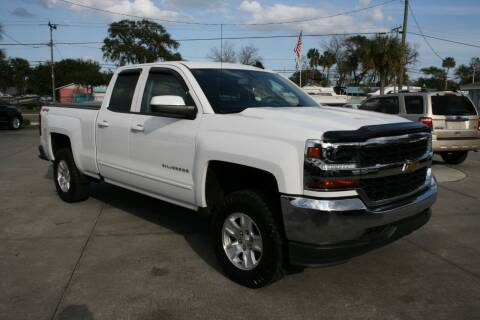 2019 Chevrolet Silverado 1500 LD for sale at Mike's Trucks & Cars in Port Orange FL