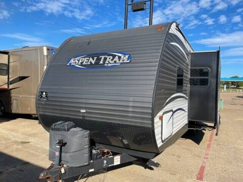 2018 Dutchmen Aspen Trail 2810BHS for sale at Buy Here Pay Here RV in Burleson TX