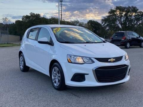 2017 Chevrolet Sonic for sale at Betten Baker Preowned Center in Twin Lake MI