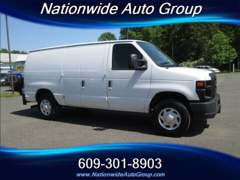 2014 Ford E-Series Cargo for sale at Nationwide Auto Group in East Windsor NJ