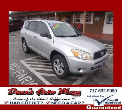 2007 Toyota RAV4 for sale at Dean's Auto Plaza in Hanover PA