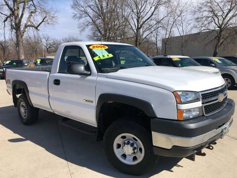 2006 Chevrolet Silverado 3500 for sale at Zacatecas Motors Corp in Des Moines IA