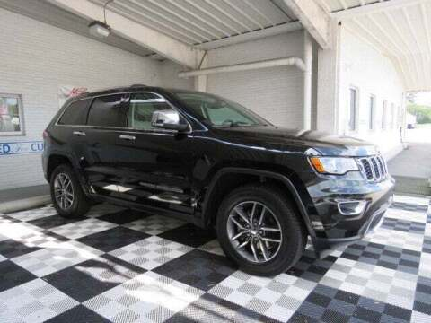 2017 Jeep Grand Cherokee for sale at McLaughlin Ford in Sumter SC
