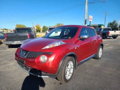 2011 Nissan JUKE for sale at Silverline Auto Boise in Meridian ID