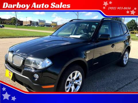 2009 BMW X3 for sale at Mega Motorworks in Appleton WI