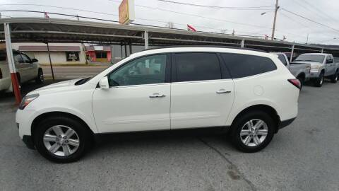 2013 Chevrolet Traverse for sale at Lewis Used Cars in Elizabethton TN