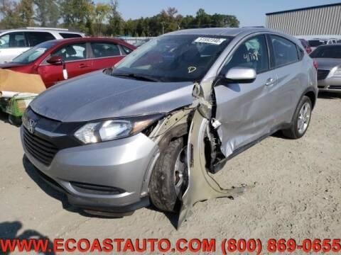 2017 Honda HR-V for sale at East Coast Auto Source Inc. in Bedford VA