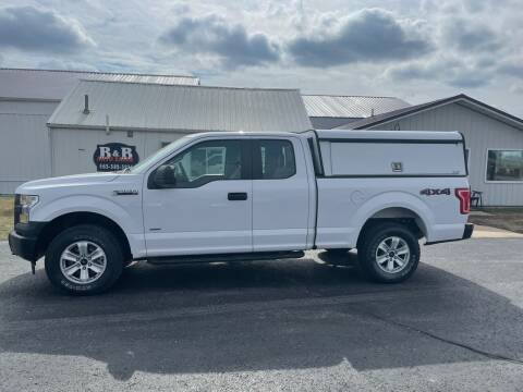 2017 Ford F-150 for sale at B & B Sales 1 in Decorah IA