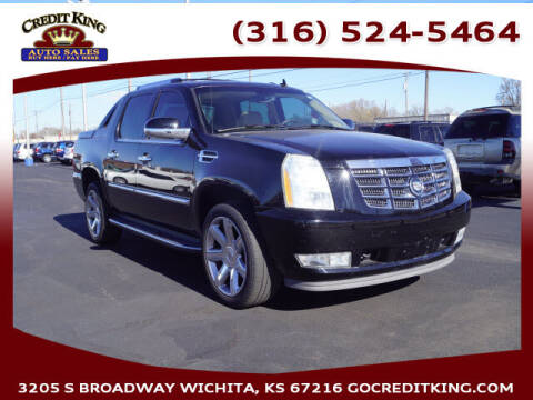 2007 Cadillac Escalade EXT for sale at Credit King Auto Sales in Wichita KS