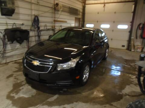 2011 Chevrolet Cruze for sale at PREFERRED AUTO SALES in Lockridge IA