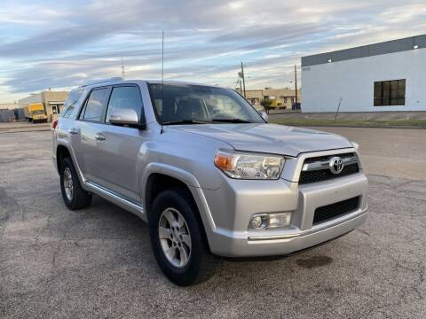 2011 Toyota 4Runner for sale at Evolution Motors LLC in Dallas TX