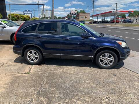 2011 Honda CR-V for sale at State Line Motors in Bristol VA